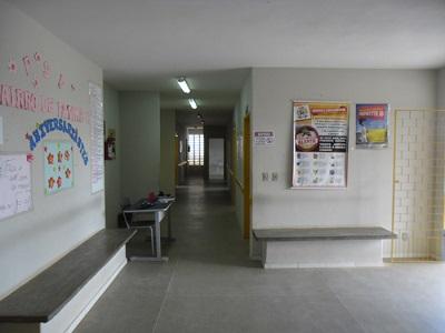 Imagem da Unidade Básica da Saúde Luiz Gonzaga Ferreira de Almeida, em 2016.