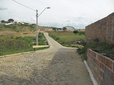 2ª passagem molhada do Bairro Vila Holanda.