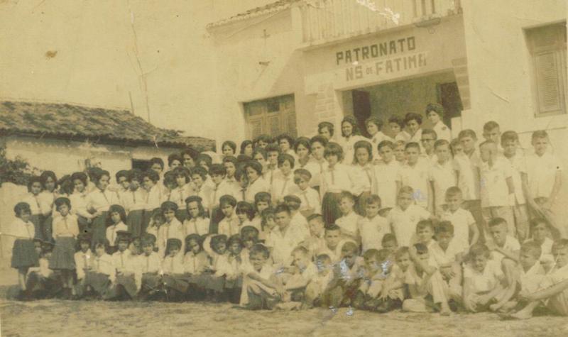 Imagem do Patronato Nossa Senhora de Fátima.