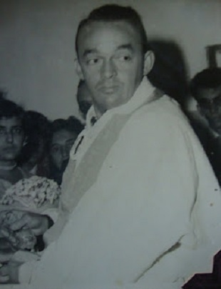 Pe. Alberto Nepomuceno de Oliveira.