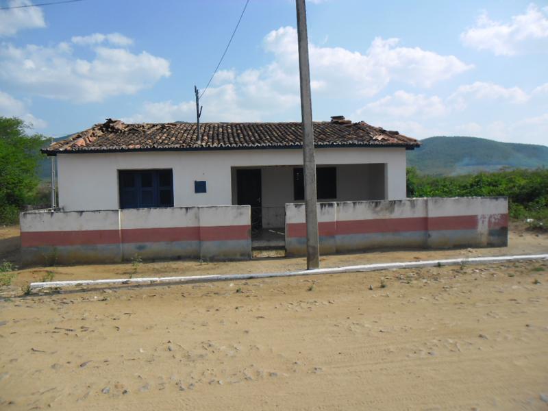 Imagem do Posto de Saúde, em 2013.