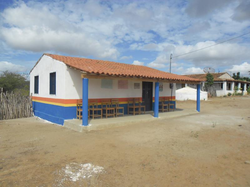 Imagem do Posto de Saúde da Família, em 2015.