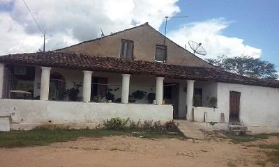 Imagem da casa de Quintiliano Rodrigues de Mesquita, em 2017.