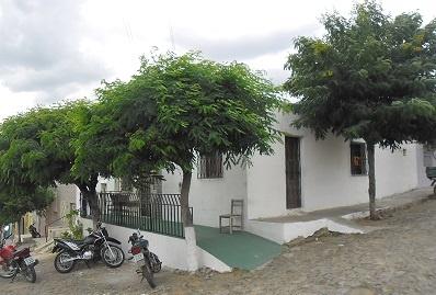 Imagem da residência de Brígido Alves de Morais.