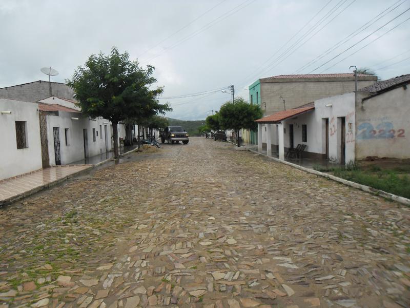 Rua aguardando denominação.