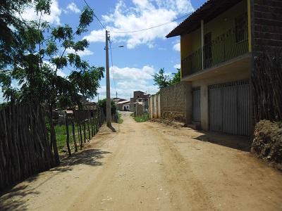 Rua Cap. Primo Pereira de Melo, em 2015.