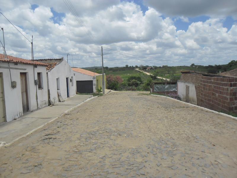 Rua David Vieira da Silva I (Olho d'Água dos Facundos)