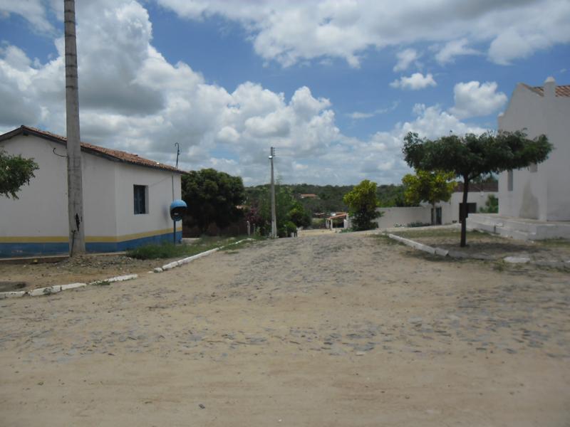 Rua João Facundo da Costa em 2014.
