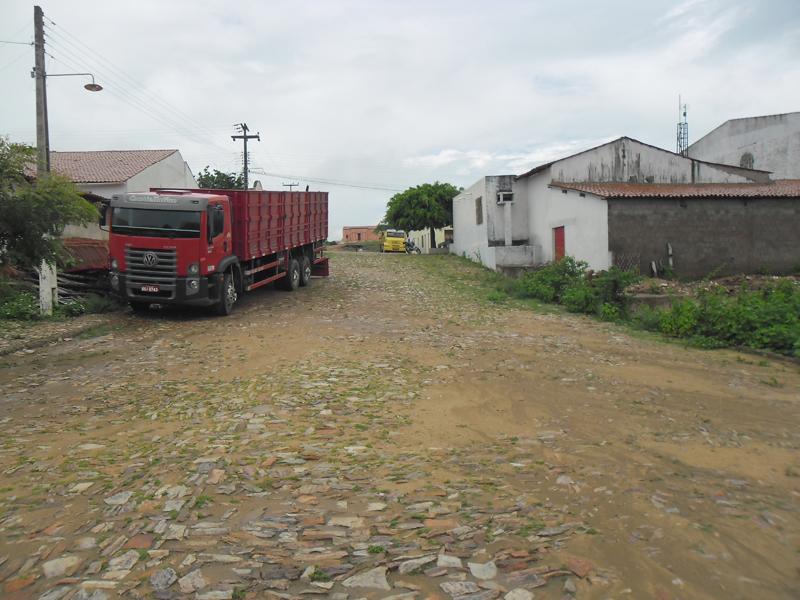 Rua João Raimundo do Nascimento em 2014.