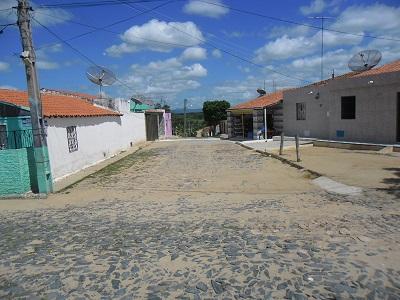 Imagem da Rua Luiz Gonzaga Ferreira de Almeida, em 2015.