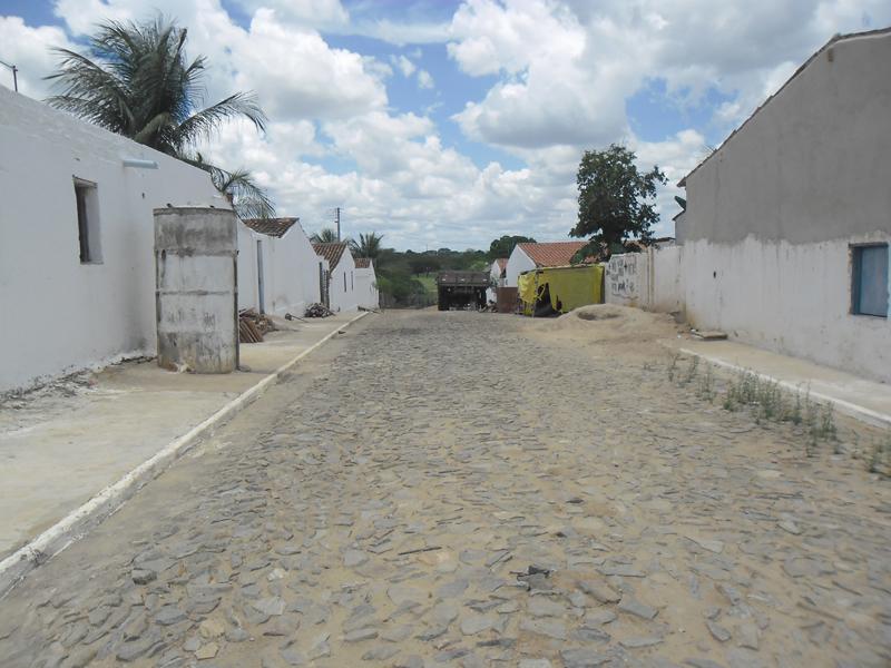 Rua Raimundo Ferreira de Melo em 2014.
