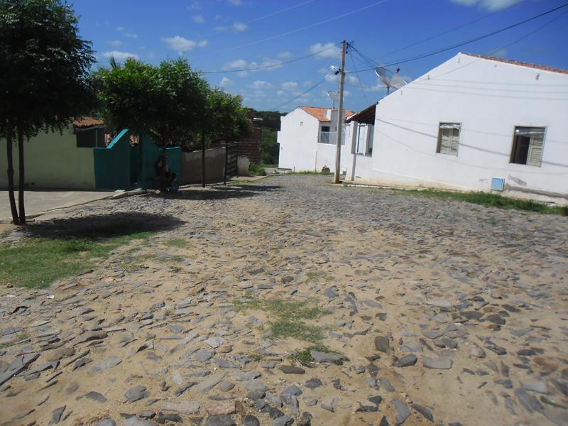 Imagem da Rua Raimundo Lobo de Sousa, em 2015.