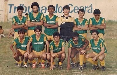 Imagem do Beira Rio Esporte Clube, base da seleção de Boa Viagem.