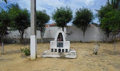 Imagem interna do Cemitério dos Esquecidos.