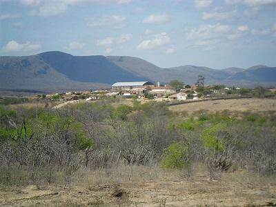 Vila de Ipiranga em 2014.
