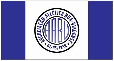 Bandeira da Associação Atlética Boa-viagense.