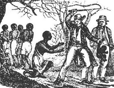 Imagem ilustrativa da escravidão em Boa Viagem.