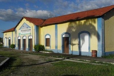 Estação de Acarape.