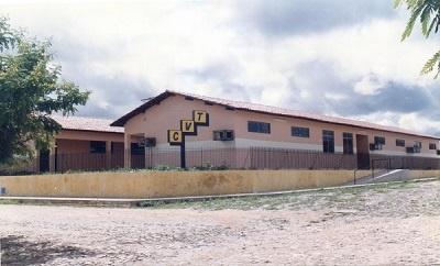 Imagem do CVT pouco tempo depois de sua construção.