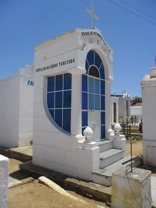 Mausoléu da família Terceiro.